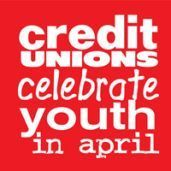 National Credit Union Youth Week April 22-28, 2012.  Teach the children the value of saving.
