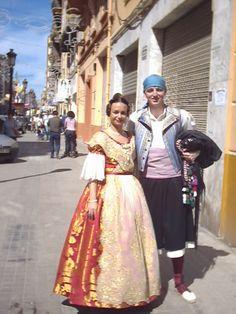 trajes regionales valencianos -