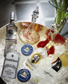 Grand Hotel Europe offers guests The Vodka Experience, a chance to learn how to pair #vodka with food, create classic #cocktails and even indulge in special spa treatments.