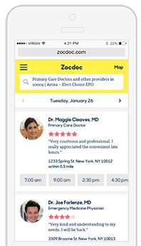 See more patients with Zocdoc.