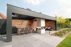 Livium Creative Louvres (Product) - Aluminium terrasoverkapping (themagazine) - architectenweb.nl