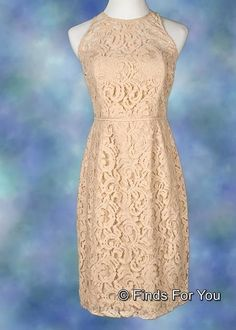 J crew cathleen storm gray lace dress
