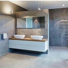 Penthouse: bathroom by honeyandspice interior design + d .- Penthouse: badezimmer von honeyandspice innenarchitektur + design Penthouse: modern bathrooms by HONEYandSPICE interior design + design - Bad Inspiration, Bathroom Inspiration, Bathroom Ideas, Bathroom Grey, Bathroom Pictures, Bathroom Remodeling, Bathroom Taps, Shower Bathroom, Bathroom Makeovers