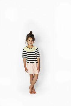 Bang Bang Copenhagen Clever Clara Color Mix Dress | Scandi Mini