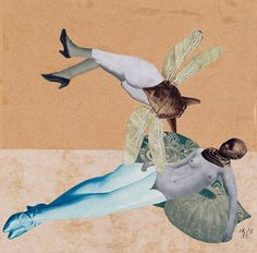 'Love' Hannah Hoch 1931