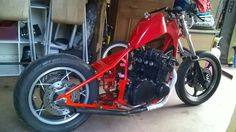 Bobber Chopper, Katana, Bikers, Transportation, Motorcycle, Vehicles, Motorbikes, Rolling Stock, Motorcycles