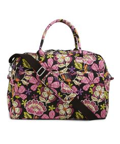 Loving this Pirouette Pink Weekender Bag on #zulily! #zulilyfinds