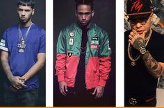 Bryant Myers por encima de Anuel AA Y Almighty entre los 10 mejores raperos latinos nuevos en Miami