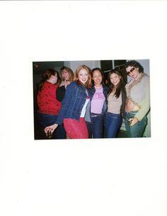 Lisa Eaton, Lani Stanberry, Rebecca Lin & Michelle Martinez