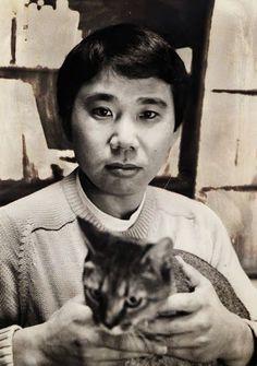 """Haruki Murakami - L'auteur de 1Q84, """"Kafka sur le rivage"""" et bien d'autres excellents romans."""