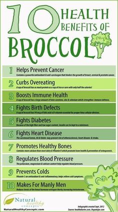 Broccoli sprout extract benefits
