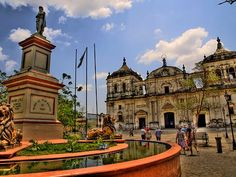 Nicaragua. lugar turistico leon - Buscar con Google