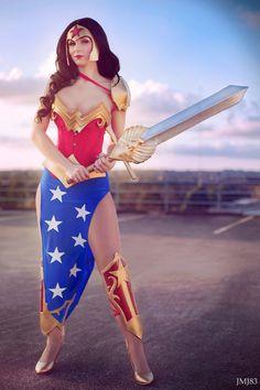Wonder Woman by JMJ83