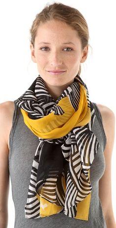 ...perfect wofford scarf!