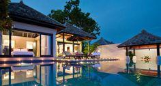 Pukhet, private villa resort by destly