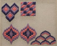 This post was discovered by va Broderie Bargello, Bargello Needlepoint, Bargello Quilts, Needlepoint Stitches, Needlework, Russian Cross Stitch, Cross Stitch Art, Cross Stitch Designs, Cross Stitching