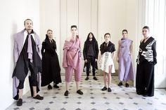 Alessandra Lisi / Givenchy - SS womenswear 2016