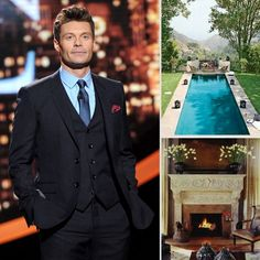 Ryan Seacrest   so dashing & intriques