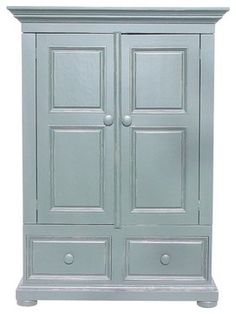 Taylor Cottage Armoire - traditional - dressers chests and bedroom armoires - Wayfair