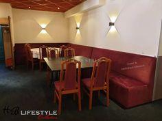 Horecabanken maatwerk in alle maten mogelijk! Conference Room, Lifestyle, Table, Furniture, Collection, Home Decor, Decoration Home, Room Decor, Tables