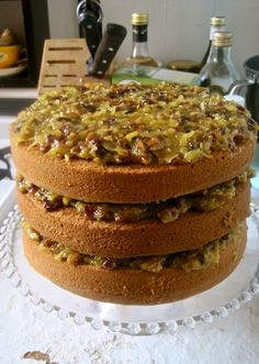 I love lane cake, I want to get the recipe from Miss Maudie.