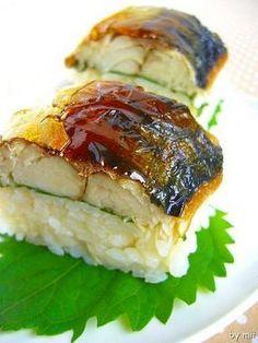 お手抜きレシピ♪塩さば de 焼き鯖寿司|レシピブログ
