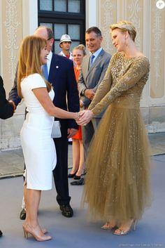 Charlene Wittstock, Princess of Monaco - Page 17 - the Fashion Spot