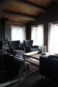 Myhome og Ølen Møbel: Hytteliv:) Conference Room, Table, Inspiration, Furniture, Home Decor, Lily, Puertas, Photo Illustration, Biblical Inspiration