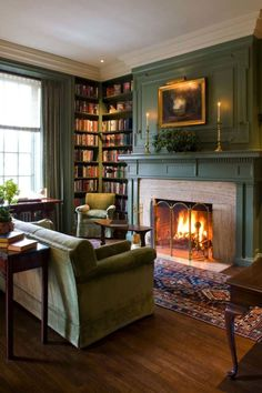 11 dreamy fireplaces perfect for cold winter days