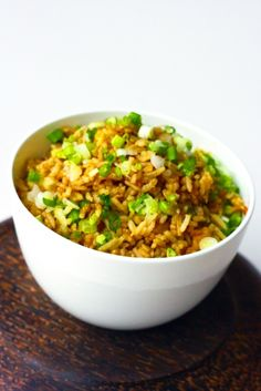 Chopstick Diner - Garlic Fried Rice