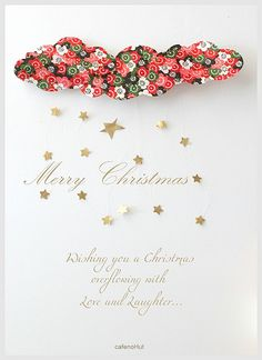 Merry Christmas - 1 by cafe noHut, via Flickr