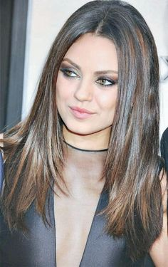 long layered hairstyles pinterest