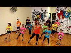 "Zumba® Kids ""Hands up"""