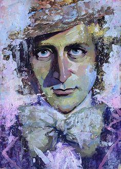 Les peintures de Rich Pellegrino !