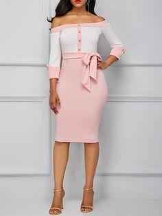 pink #Dress