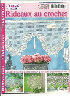 Livre crochet - Livre en crochet rideaux a telecharger