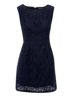 Billies Dress Boutique Wrap Dress with Embossed Print