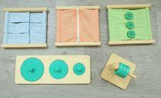 Quel matériel Montessori acheter pour bébé à la maison sans se ruiner