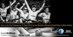 Join us on the Tideway on 11 April 2015