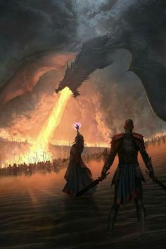One Great Army vs The One Dragon