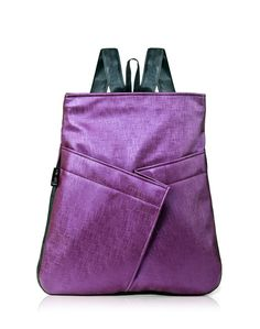 Shelian Small Cute Womens Backpacks Purse Schoolbag Purple ** To ...