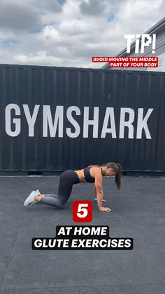 Leg And Glute Workout, Gym Workout Videos, Gym Workout For Beginners, Fitness Workout For Women, Dumbbell Workout, Gym Workouts, At Home Workouts, Mundo Fitness, Workout Challenge