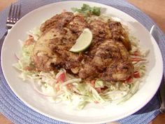 Grilled Curry Cornish Hens Recipe : Alton Brown : Food Network - FoodNetwork.com