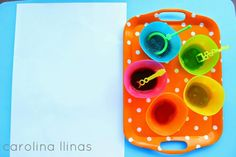 Arte para niños con BURBUJAS de jabón | #Artividades