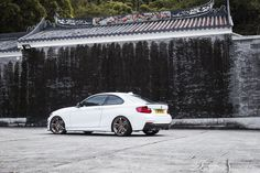 #BMW #F22 #M235i #Coupe #White #Angel #Provocative #Sexy #Hot #Burn #Fire #Live #Life #Love #Follow #Your #Heart #BMWLife