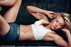 kanye's workout plan...