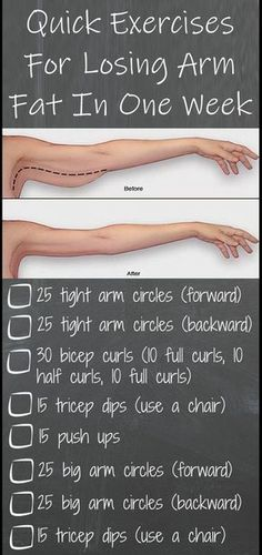 In this article I have included programs that will help you reduce your arm fat as well as tone your arm for better appearance. diet plan 8 Times Per Day Quick Exercises For Losing Arm Fat In One Week - Health and Food Magazine Extreme Workouts, At Home Workouts, Arm Toning Workouts, Quick Workouts, Lose Arm Fat, Lose Weight, Weight Loss, Fitness Inspiration, Skinny Inspiration