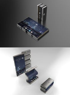 Samsung Flexible Smartphone- Samsung is set to release a line of smartphones with flexible OLED screens in 2017.