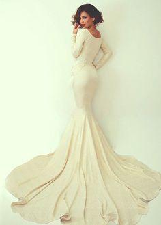 Elegant wedding dress For more fashion an wedding inspiration visit www.finditforweddings.com