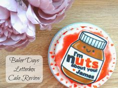 Percy and Grace: Baker Days Letterbox Cake Review
